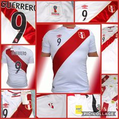 0a958f71c Peru national team jersey 2018 soccer world cup camiseta large