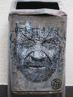 C215 #rexmonkeyblog #streetart