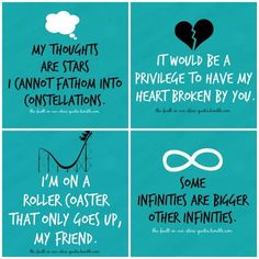 The Fault in Our Stars Quotes