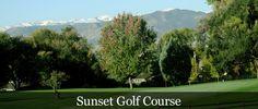 Sunset Golf Course  Longmont, Colorado