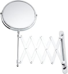 4400 Exclusive Telescopic Cosmetic Wall Mirror, chrome, 3-x magnification Wenko,http://www.amazon.co.uk/dp/B00008WZ1L/ref=cm_sw_r_pi_dp_sTpAtb0R9JTQRFPQ