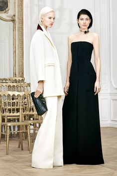sasha luss, larissa hofmann, katlin aas and ashleigh good for christian dior pre-fall 2014