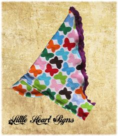 Little Heart Signs: butterflies