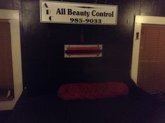Signature your room!!!   Compliments of Abc salon!!