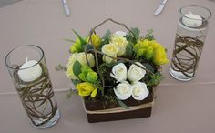 Flowers, Reception, Centerpiece, Decor, Wedding, Table, San diego wholesale flowers - Project Wedding