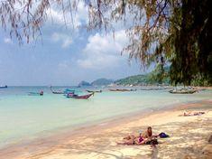 Sairee Beach, Koh Tao