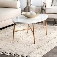 Shop for The Curated Nomad Ashbury Ivory Contemporary Moroccan Tassel Area Rug. Get free delivery On EVERYTHING* Overstock - Your Online Home Decor Store! Get in rewards with Club O! Moroccan Area Rug, Polyester Rugs, Area Rugs For Sale, Machine Made Rugs, Rugs Usa, Buy Rugs, Contemporary Rugs, Indoor Rugs, Online Home Decor Stores