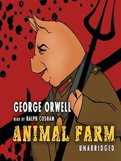 George Orwell's classic satire of the Russian Revolution has become an intimate part of our contemporary culture, with its treatment of democratic, fascist, and socialist ideals through an animal fable.