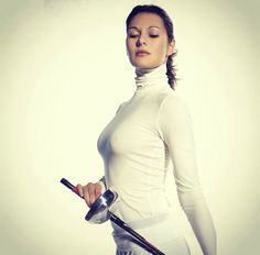 Fencing and fashion