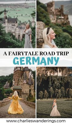 Germany Destinations, Bucket List Destinations, Travel Destinations, Road Trip Essentials, Road Trip Hacks, Road Trip Photography, Nature Photography, Beautiful Castles, Most Beautiful