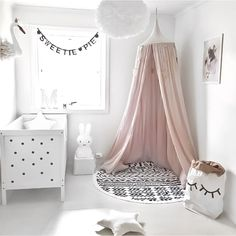 Nursery styling by @idacmykle