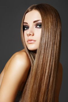 How To Blow Dry Hair Straight