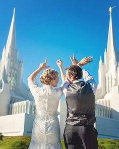 40 Fotos Para Tirar no Templo | A Noiva SUD                                                                                                                                                                                 Mais