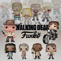 Uma das séries de maior sucesso nos Estados Unidos e no mundo, The Walking Dead estreiou sua sexta temporada agora em Outubro/2015. Aproveitamos o momento para apresentar a linha The Walking Dead da Funko. Acompanhe!