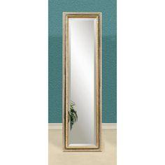 Found it at Wayfair - Regis Leaning Mirror