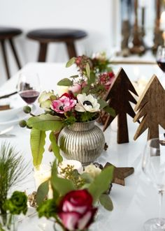 ( Christmas homes and decoration ideas )