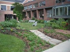 Website all about school gardens such as value of school garden, benefits of school garden, how to get started, vegetables to plant,and suggestions  Source: http://www.greenhearted.org/school-gardens.html