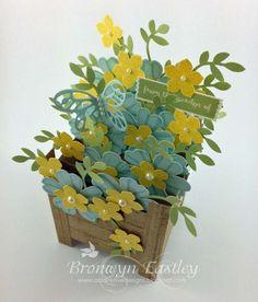 Spring Planter Box Card | addINKtive designs | Bloglovin'
