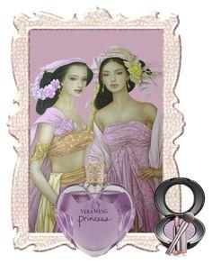 """""""Vera Wang Pefume Princess"""" by ragnh-mjos ❤ liked on Polyvore featuring beauty, Vera Wang, Urban Decay, Beauty, princess and perfume"""