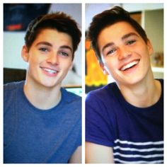 Jack and Finn Harries!