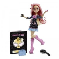 Monster High Frights, Camera, Action! Viperine Gorgon we found her at a target. And she is just so pretty