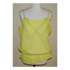 Top Next - yellow - UK16 - eur44