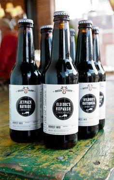 label / Beer Farm