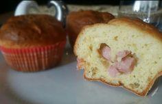 Con aiuto del nostro kenwood kCook po siamo preparare questi buonissimi muffin ripieni.