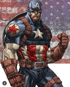 Captain America by Comic Book Artwork Comic Book Characters, Comic Book Heroes, Marvel Characters, Comic Books Art, Comic Art, Marvel Dc, Marvel Heroes, Marvel Comics Art, Dc Comics Art