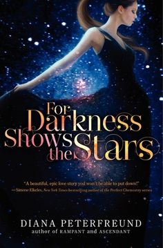 """Click the cover for review of For Darkness Shows the Stars by Diana Peterfreund.  """"A read that hurt my heart... but it hurt so good...."""""""