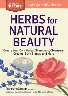 Renowned herbalist Rosemary Gladstar shares 30 of her favorite recipes for holistic beauty and body care in her book, Herbs for Natural Beauty. Recipes include her amazing five-step skin care program and all-natural recipes for herbal cleansers, steams, astringents, creams, therapeutic bath blends, massage oils, shampoos, conditioners, and more.
