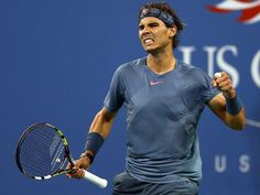 Rafa Nadal supercharges his year-end World No. 1 hopes after a 62 36 64 61 win over Novak Djokovic in the US Open Tennis Championships final. Tennis Tournaments, Tennis Players, Nadal Tennis, Jobs For Freshers, Tennis Championships, Different Sports, Sport Icon, Knee Injury, Lets Go