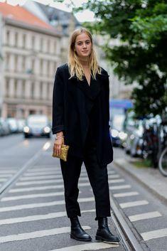 Do You Know About The Golden Fashion Ratio  AnziehenSchwarze BlazerMode -hacksDamenmodeÜbergroße ... 49d8c15413