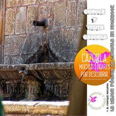 Junto a la Iglesia de Santa María, la fuente de Las Cadenas es uno de los monumentos emblemáticos de la ciudad, de estilo renacentista (herreriano año 1.605)