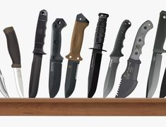 In a survival situation, especially out in the wild, a good fixed-blade survival knife is the most important tool you can have. Choose wisely.