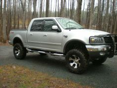 2003 f150 lariat lifted