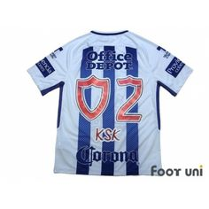 9890be15c CF Pachuca 2017-2018 Home Shirt  02 Ksk Honda w tags