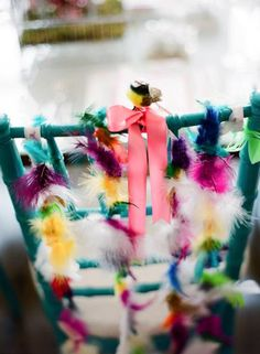 Hostess with the Mostess® - Let's Feather Their Nest Baby Shower