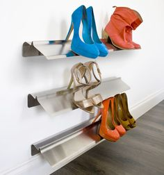Heels+Shoe+Rack+-+Wall+Mounted