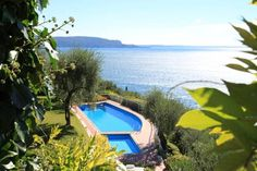 La Villa Fasano Gardone Riviera La Villa Fasano features a rooftop terrace, a large park with playground, and a panoramic swimming pool. Its self-catering apartments come with private balcony or patio, offering magnificent views of Lake Garda.