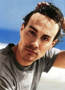 Brandon Lee...son of Bruce Lee & star of The Crow. The guy was incredibly talented, wish he would have stuck around longer. :(