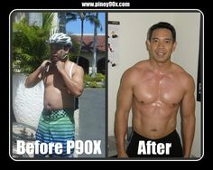 Arnel's Success Story with Beachbody! This was his transformation with p90x. Www.beachbodycoach.com/fritzjade1121