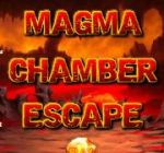 magma chamber...In this game, you try to escape the room by finding items and solving puzzles.Trouvez le moyen d'ouvrir la porte coulissante.