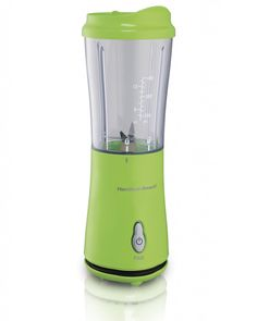 Unique Single Serve Blenders : Green Single Serve Blenders