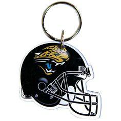 Jacksonville Jaguars - Helmet Acrylic Keychain