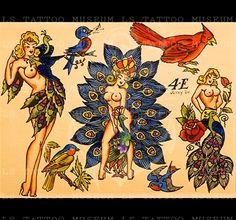 Tattoos are popular now more than ever. People can have a multitude of reasons why to get a tattoo. Pin Up Girl Tattoo, Pin Up Tattoos, Body Art Tattoos, Girl Tattoos, Ship Tattoos, Arabic Tattoos, Dragon Tattoos, Sleeve Tattoos, Tatoos