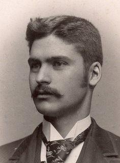 Hot Vintage Men: The Handsome Victorian Gent