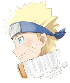 """I Will Be Stronger, When I Get Older"" (Naruto, Shippuden - Naruto Uzumaki)"