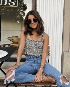 Summer Fashion Tips .Summer Fashion Tips Spring Summer Fashion, Spring Outfits, Winter Fashion, Fashion Night, Cute Casual Outfits, Casual Clothes, Stylish Outfits, Aesthetic Clothes, Teen Fashion