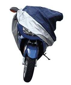 Pilot Blue/Silver Motorcycle Cover - Medium Durable Weather Resistant Cover for your Motorcycle Motorcycle Equipment, Motorcycle Helmets, Motorcycle Cover, Atv Accessories, Street Bikes, Bike Life, Best Brand, Blue And Silver, Bag Storage